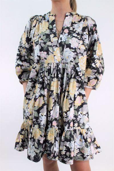 Bilde av TiMo Structured Cotton Shift Dress