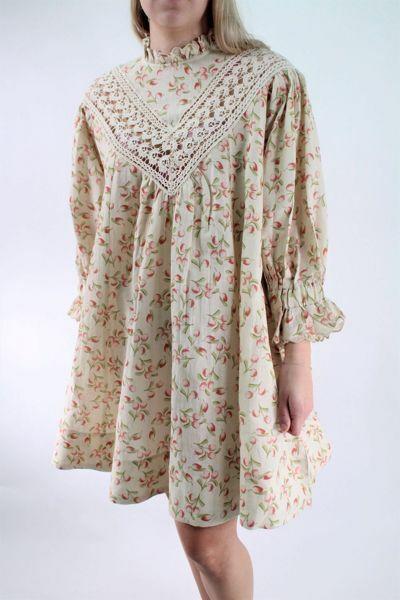 Bilde av TiMo Linen Shift Dress