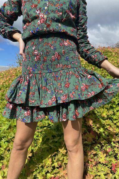 Bilde av TiMo Baby Cord Skirt